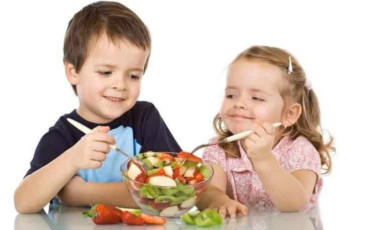 Рецепты детского сада
