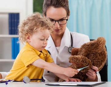 Симптомы кори у детей
