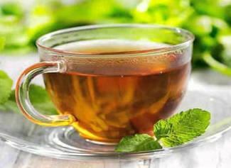Какой пить чай при отравлении