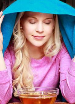 Как защититься от гриппа и простуды. Ингаляции