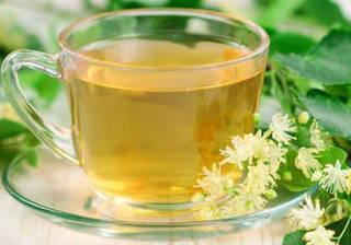 Чай с лмпой