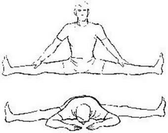 Гимнастика макко-хо третье упражнение
