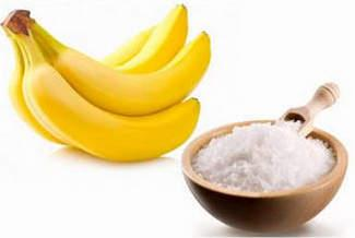 Морская соль с бананом