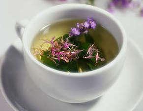 Настой иван - чая