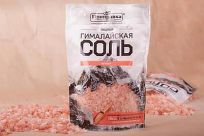 Гималайская соль. Где можно купить