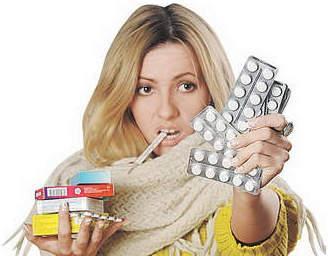 Противовирусные препараты при гриппе и ОРВИ. Побочные эффекты