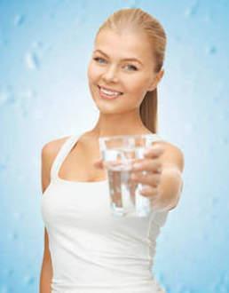 Вода для очищения организма