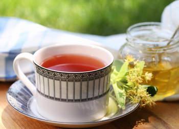 Рецепты чая с малиной