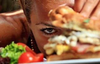 Головокружение и неправильное питание