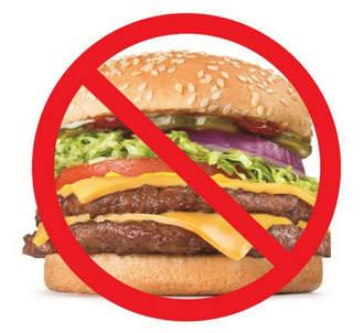 Запрещенные продукты при ожирении печени