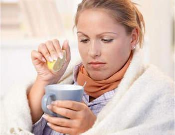 Как снять интоксикацию при гриппе