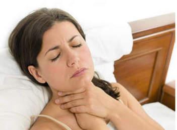 Заболевания вызывающие боль в горле