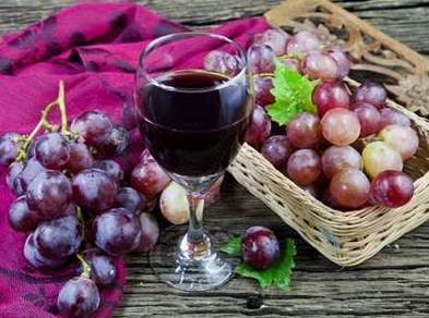 Ресвератрол в красном вине