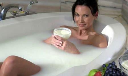 Молочные ванны при цистите