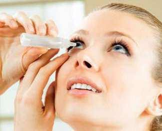Лечение воспаления глаз