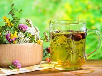 Травяной сбор для лечения ангины