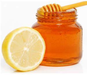 Лимон и мед при коксарторозе