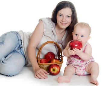 Продукты для повышения гемоглобина у детей