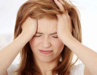 Чувство давления при головной боли