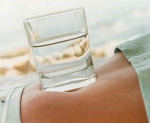 Вода для похудения