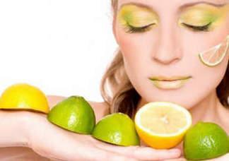 Маска из соды и лимона
