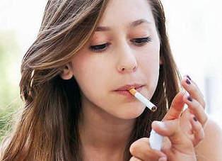 Головокружение от курения