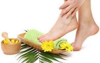 Рецепты народной медицины от потливости ног