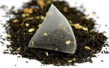 Вред чая в пакетиках