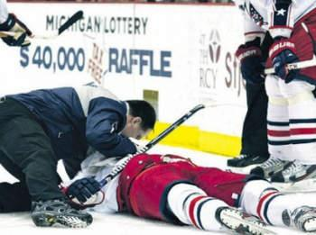 Внезапная смерть в спорте