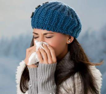 Причины интоксикации при гриппе