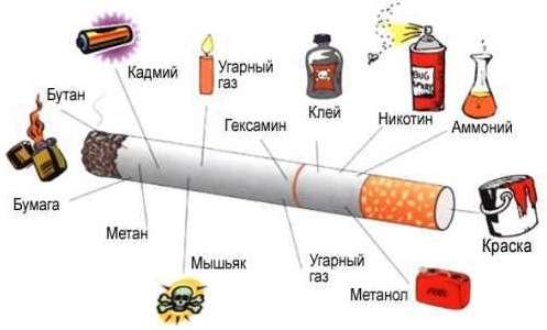Канцерогены. Табачный дом