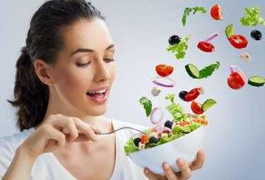 Правильное питание для ускорения обмена веществ