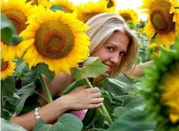 Польза семечек для женщин