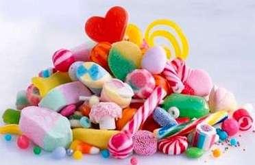 Вредные сладости