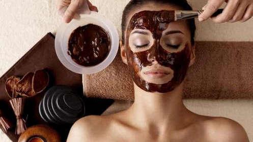 Шоколад для нормальной кожи