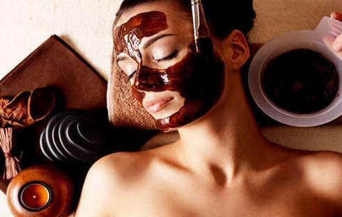 Шоколадная маска для комбинированной кожи
