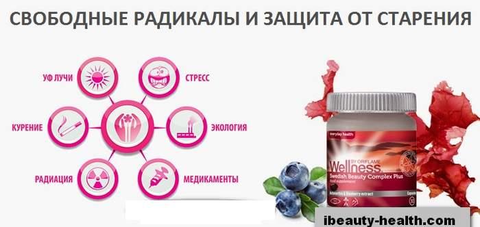Антиоксидант астаксантин - какая польза организму человека