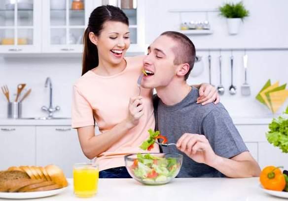 Полезные продукты питания для повышения потенции