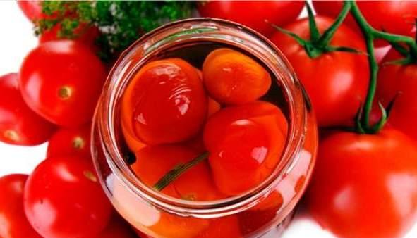 Полезные свойства маринованных помидоров