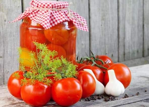 Лучший рецепт маринованных помидоров
