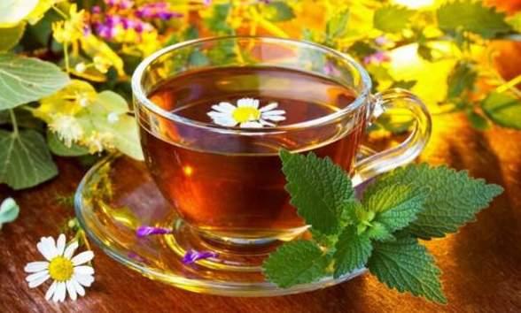 Травяной чай от боли в горле