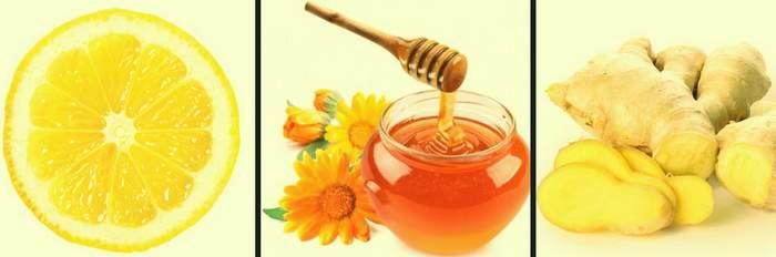 Полезные свойства имбиря лимона и меда