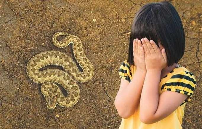 первая помощь ребенку при укусе змеи